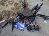 Le jour de son inauguration, un drone postal russe s'écrase dans un mur