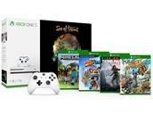 Xbox One S de 1 To avec 5 jeux et 2 manettes à 299 euros