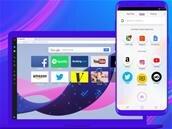 Opera Touch intègre Qwant, la version Android récupère la navigation privée