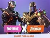 Le Gant de l'infini et Thanos débarquent dans Fortnite, avec déjà des ajustements