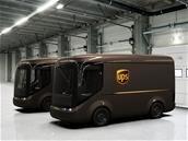 UPS va déployer 35 camions électriques à Paris et à Londres