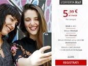 Iliad : appels et SMS illimités, avec 30 Go de 4G+ pour 5,99 euros par mois... en Italie