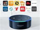 Amazon Echo : les appels Skype et Pandora Premium sont disponibles