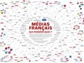 Qui détient la presse en France ? Le Monde diplomatique passe à l'open data