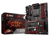 Carte mère MSI X370 Gaming Plus (AMD AM4) à 78,90 €