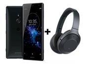 Sony Xperia XZ2 Compact et casque Bluetooth WH-1000XM2 à 499 € via une ODR