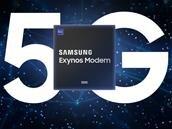 Un modem 5G (release 15) chez Samsung