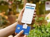 Le lecteur de cartes bancaires de Square passe au connecteur Lightning