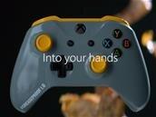 Et voici la manette Xbox PUBG Greaseproof qui résiste… au gras