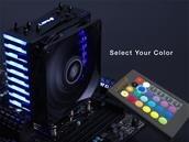 Ventirad Lepa Neollusion (RGB, 120 mm) à 29,99 euros