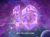 Gog fête ses 10 ans : nouveau site et nouveaux jeux