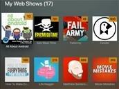 Les Web Shows débarquent dans Plex, en bêta