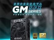 EVGA annonce ses alimentations SFX SuperNOVA GM