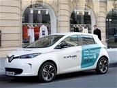 Moov'in.Paris : Renault propose 100 ZOE en free-floting à Paris, 500 véhicules d'ici la fin de l'année