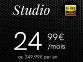 Qobuz lance une nouvelle offre Studio avec streaming Hi-Res audio, à 24,99 euros par mois