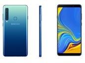 Samsung lance son Galaxy A6s en Chine, un smartphone qu'il ne produit pas lui-même