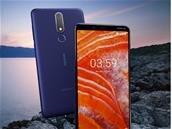"""Nokia 3.1 Plus : écran de 6"""" et SoC Helio P22, à partir de 159 euros"""