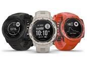 Garmin Instinct : une montre GPS connectée multifonction et résistante, à 299,99 euros