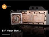Nouvelle gamme « Quantum » chez EK Water Blocks : Vector (GPU) et Velocity (CPU)