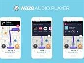Waze lance son lecteur audio intégré, compatible avec huit services de streaming