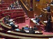 Le Sénat passera au vote électronique en octobre 2019