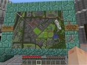 Microsoft a fait reproduire son futur campus dans Minecraft