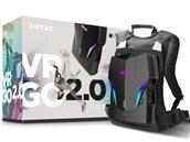VR Go 2.0 : ZOTAC annonce son sac à dos pour la réalité virtuelle, à 2 390 euros
