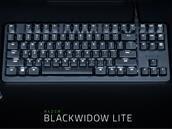 Razer BlackWidow Lite : un clavier mécanique visant le silence, pour 100 euros