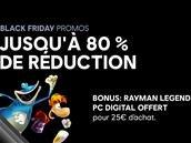 Ubisoft Store : jusqu'à 80 % de réduction pour le #BlackFriday