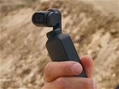 DJI Osmo Pocket : une caméra 4K UHD miniature stabilisée sur trois axes, à 359 euros