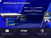 AMD annonce Remote Workstation sur les HPE Edgeline EL4000
