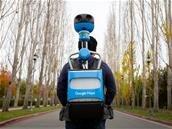 Google propose un nouveau sac à dos Trekker pour capturer des images à 360°