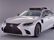Toyota présentera sa nouvelle voiture autonome P4 au CES, avec Chauffeur et Guardian