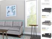 Amazon Showroom : aménagez un salon virtuel à votre goût et commandez les produits