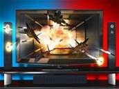 Hisense Sonic One : la TV « diffuse du son directement à travers sa dalle »