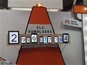 VLC passera les 3 milliards de téléchargements dans la journée