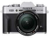 Appareil photo hybride expert Fuji X-T20 avec 18-55mm à 849,99 euros #soldes