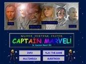 Un site officiel tout droit sorti des années 90 pour Captain Marvel