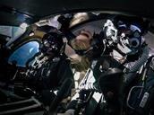 Virgin Galactic : SpaceShipTwo atteint Mach 3,04 et 90 km d'altitude avec trois personnes à bord