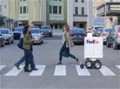 FedEx présente son robot livreur SameDay Bot