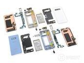 iFixit démonte les Galaxy S10e, S10 et S10+, qui ne sont pas faciles à réparer