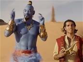Une première bande-annonce pour le film Aladdin de Disney, avec Will Smith en génie