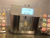 Snow White : après les bières, LG présente une machine à capsules pour faire... des glaces