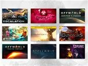 Humble Bundle : jeux de stratégie (Stellaris, Plague Inc, Civilization VI) à partir de 1$