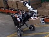 Boston Dynamics Handle : un robot pensé pour la manutention de colis