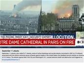 Dans sa lutte contre la désinformation, YouTube a mélangé incendie de Notre-Dame et 11 septembre