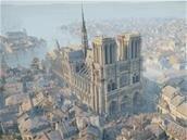 Ubisoft offre Assassin's Creed Unity en témoignage à Notre Dame
