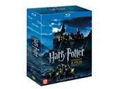 L'intégrale de Harry Potter en Blu-ray pour 22,34 euros