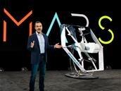 Amazon présente son nouveau drone de livraison Prime Air « hybride »
