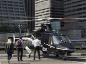 Voici Uber Copter : 200 dollars pour relier Lower Manhattan et l'aéroport John F. Kennedy